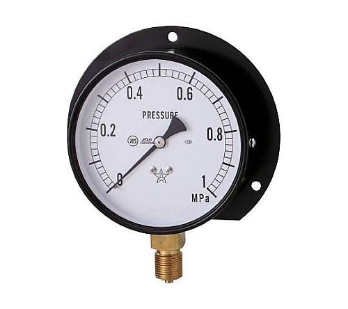汎用圧力計(B形立型・φ75)