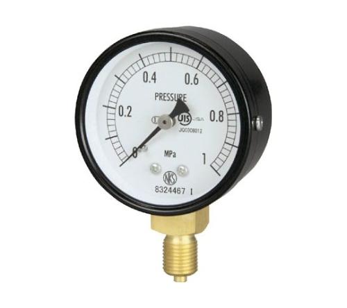 普通形圧力計(A枠立型・φ60)