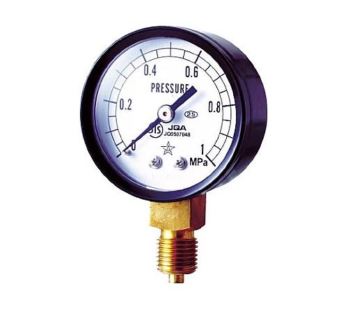 小型圧力計(A形立型・φ50)