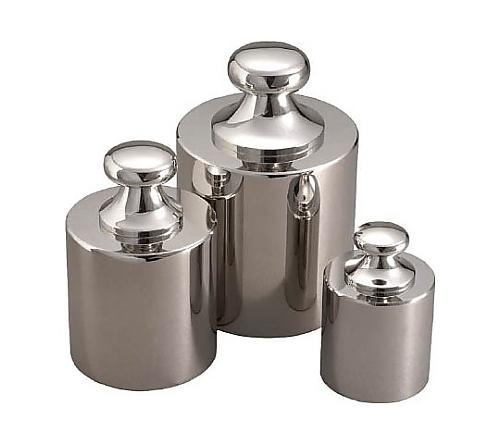 基準分銅型円筒分銅(ステンレス製)