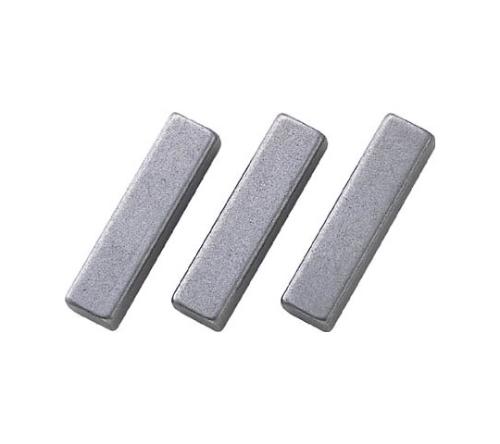 [取扱停止]平行キー 両角 S50C W:3×H:3×L:15mm
