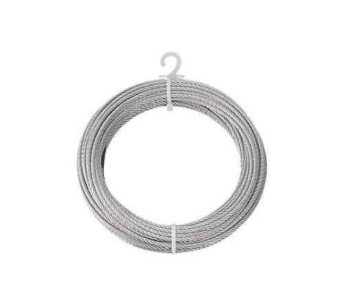 メッキ付ワイヤロープ