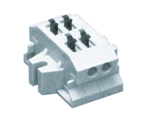 スクリューレス端子台(ML-1700シリーズ 解除ボタン付)