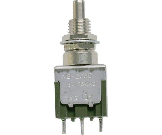 基本形押ボタンスイッチ 単極ON-ON MB-2065