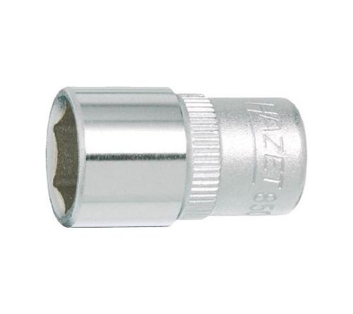 6角ソケット 差込角6.35 対辺寸法3mm 8503
