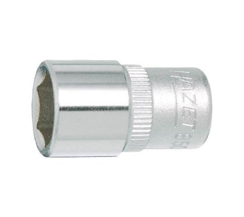 6角ソケット 差込角6.35 対辺寸法6mm 8506