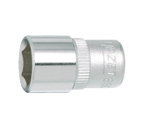 6角ソケット 差込角6.35 対辺寸法7mm 8507