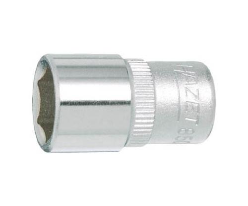 6角ソケット 差込角9.5 対辺寸法15mm 88015