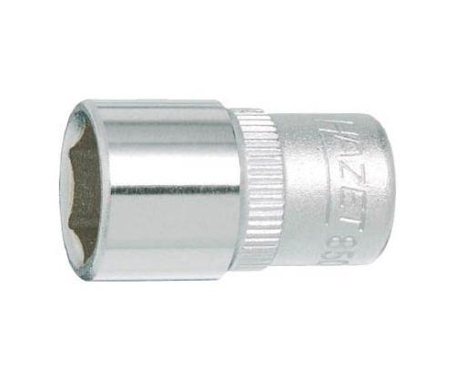 6角ソケット 差込角9.5 対辺寸法21mm 88021