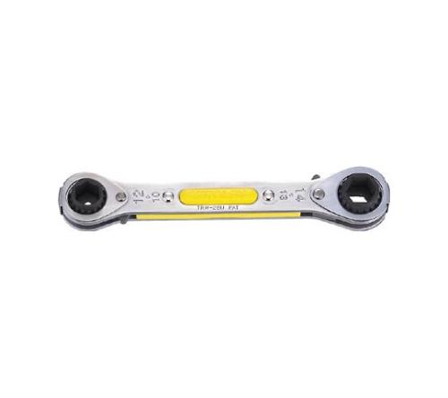ユニバーサル板ラチェットレンチ(4サイズ対応・ステンレスタイプ)