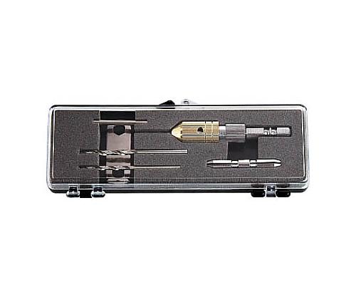 電動用ピンバイス ドリルドリルセット 0.1-3.2mm TDPV3.2S