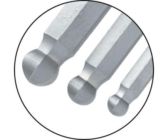 ボールポイント六角棒レンチ(標準タイプ) 8.0mm TXB80