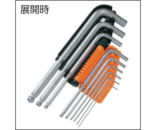 ボールポイント六角棒レンチ(標準タイプ) 10mm TXB-100