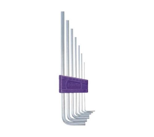 六角棒スパナ エキストラロング セット LHS7