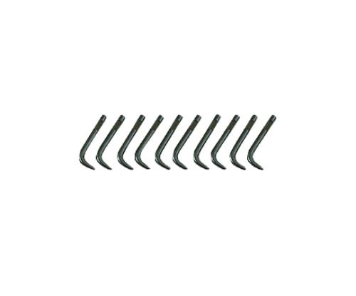 スナップリングプライヤ先端クローセット 曲型Ф2.0[10本組]