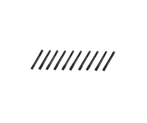 スナップリングプライヤ先端クローセット 平型[10本組]