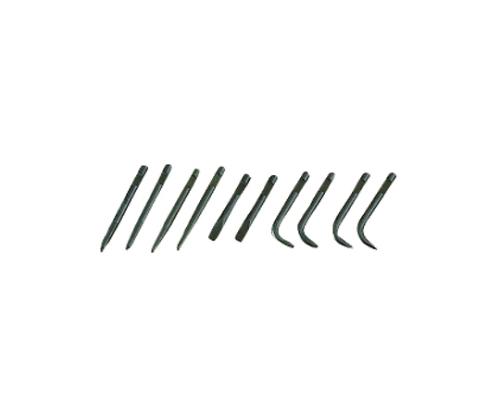 スナップリングプライヤ先端クローセット 混合[10本組]