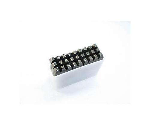 英字刻印セット 6mm