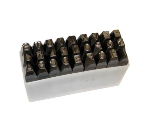 英字刻印セット 10mm