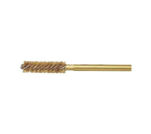 ネジリブラシ(電動用・軸径6mm・真鍮)