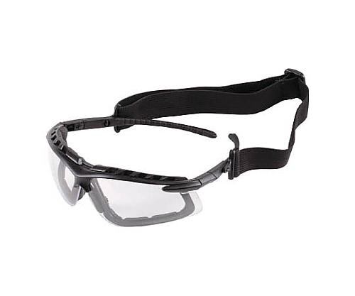 二眼型セーフティグラス (ゴーグル兼用タイプ)