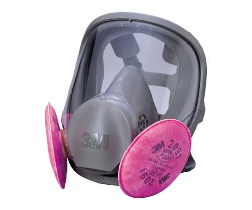 取替式防じんマスク6000F/2091-RL3