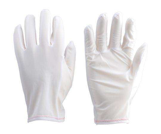 低発塵縫製手袋 Lサイズ (10双入) DPM-100L