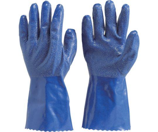 耐油・耐薬品ニトリル厚手手袋 Mサイズ TGN-M