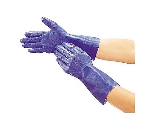 ニトリルゴム厚手手袋(ロングタイプ) DPM6630シリーズ