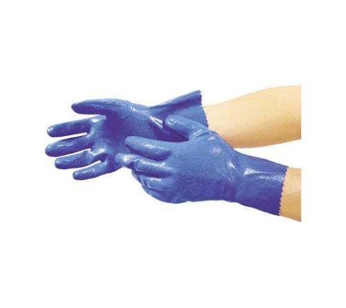 モデルローブNO600ニトリル手袋(裏メリヤス)L NO.600L