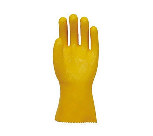 モデルローブNO610産業用保護手袋 LL-Y NO610LLY