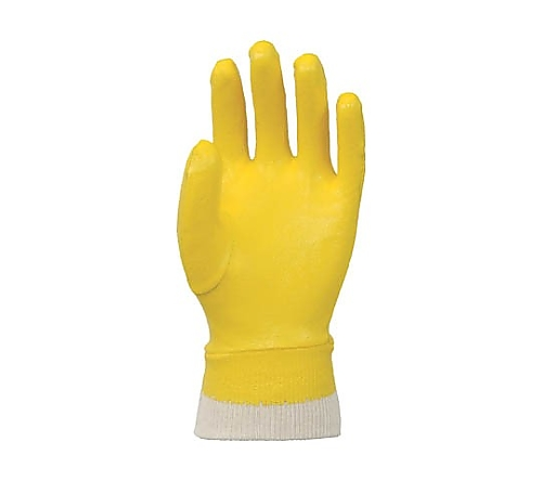 NO620産業用手袋ニトリルジャージ