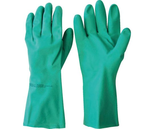ニトリルゴム手袋ケミシールド中厚手 2451シリーズ
