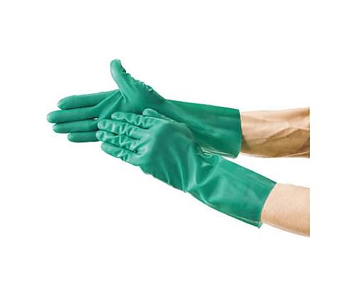 ニトリルゴム薄手高級手袋