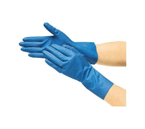 耐油耐溶剤ニトリル薄手手袋 Lサイズ DPM2364
