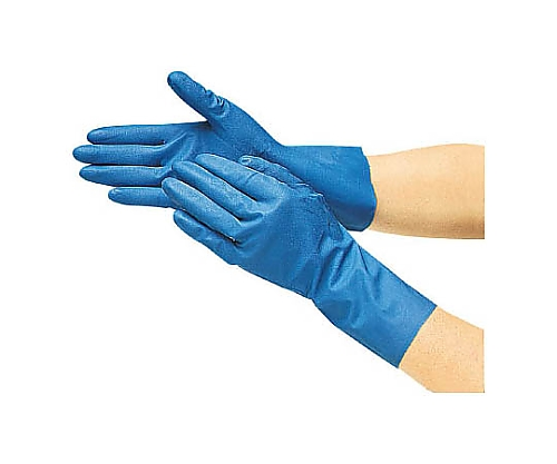 耐油耐溶剤ニトリル薄手手袋(10双組)Mサイズ DPM236310P