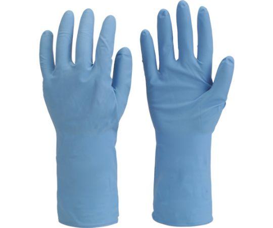 まとめ買い 耐油耐薬品ニトリル薄手手袋(10双組)Mサイズ DPM2363-10P