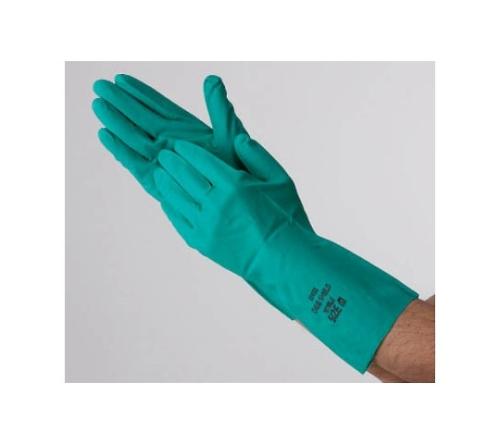 ニトリルゴム手袋ケミシールド薄手 2450シリーズ