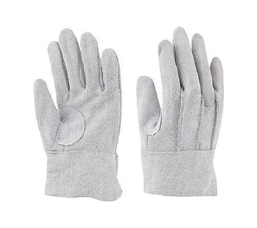 牛床革背縫い革手袋