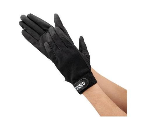 PU薄手手袋(エンボス加工)