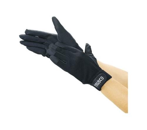 PU厚手手袋(エンボス加工)
