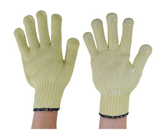 アラミドシリコンすべり止め付き手袋Mサイズ 4631