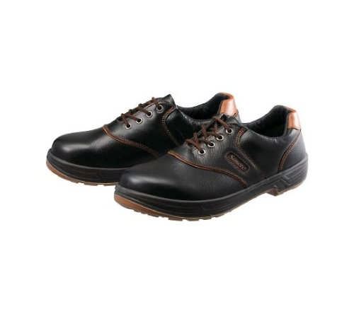 多機能軽量安全靴(消臭、抗菌防臭・内装仕様・高級牛革)