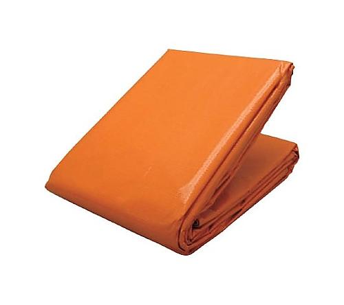 シート #3000オレンジシート 1.8m×2.7m オレンジ OS02