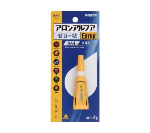Adhesives EXTRA jelly 4g 5274
