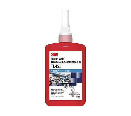 3M(TM) スコッチ・ウェルド(TM) ねじゆるみ止め用嫌気性接着剤