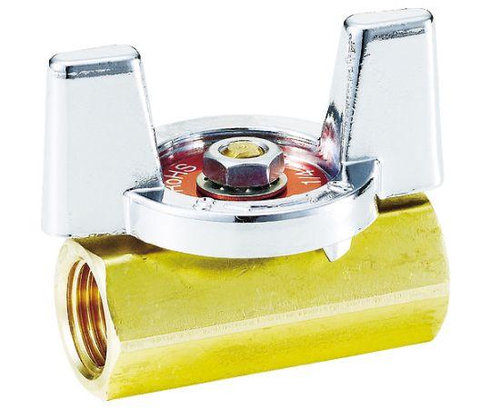 黄銅製1.96MPaミニボール弁 DBV-12シリーズ