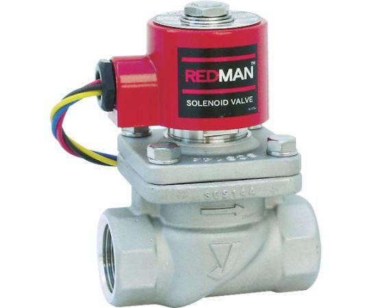 電磁弁レッドマン 25A DP-100-25A
