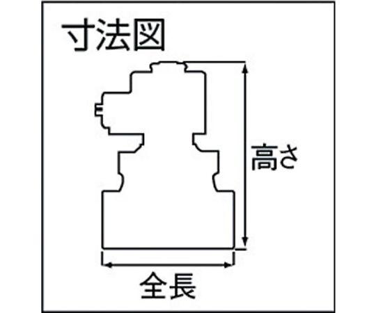 電磁弁RED MAN(レッドマン) 呼び径(A):50×呼び径(B):2 DP100F50A