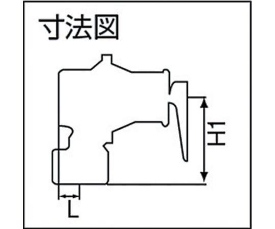 温水器用逃し弁 呼び径(A):20×呼び径(B):3/4 AL52F9520A